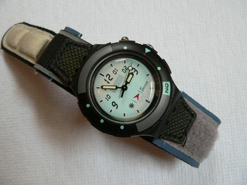 Keeperglove Scuba Swatch Watch