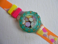 Sea Grapes Scuba 200 Swatch Watch