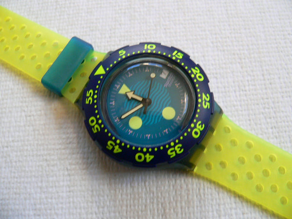 Bora Bora Variation SDN400V Swatch watch