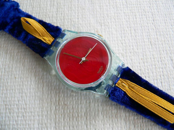 Swatch Cord On Bleu LG114