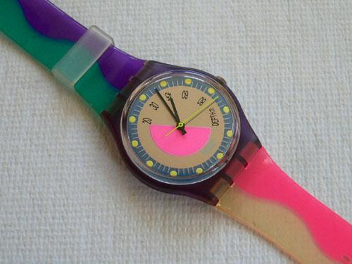 ScoobADoo GV102 swatch watch