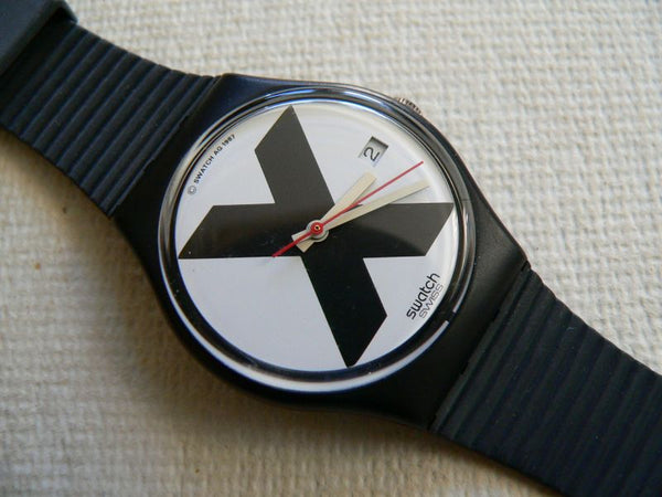 Swatch X-Rated GB406