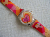 Swatch Aiming For Your Heart GE107PACK