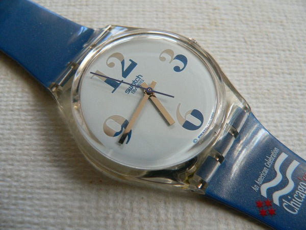 Swatch An American Selection Magnitudo GK170C