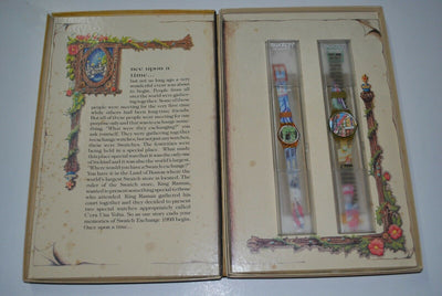 1993 Swatch Once Upon A Time Special Edition