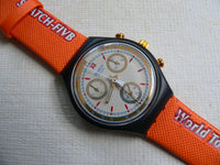 Sport Award SCB108OR Chrono Swatch Watch