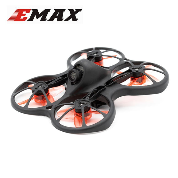 Emax TinyhawkS 75mm F4 OSD 1-2S Micro Indoor Mini FPV Racing Drone RC Quadcopter Multirotor BNF w/ 600TVL CMOS Camera