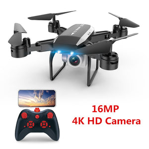 Professional 4K HD Camera Drone With Camera HD Optical Flow Positioning Quadrocopter Altitude Hold FPV Quadcopters RC Helicopter