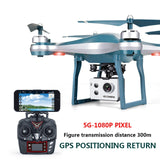 K10 drone GPS positioning automatic return HD aerial camera four-axis aircraft no signal automatic home ESC camera RC helicopter