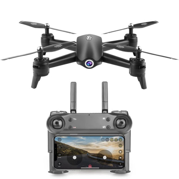 2019 Remote control Drone 2.4Ghz WIFI FPV 720P/1080P/2K HD Dual Camera 18 Minutes Flight Headless Mode RC Helicopter Quadcopter
