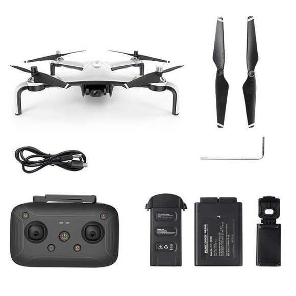 C-fly Smart Pro Drone GPS 5G WiFi FPV 1080P HD Camera2KM Flying Distance 25 Minute RTF Brushless Motor Optical Flow 1KM FPV