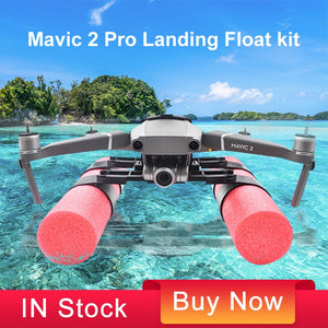 Mavic 2 Pro Landing Skid Float kit For DJI Mavic 2 pro/zoom Drone Accessories mavic 2 Landing on Water Parts