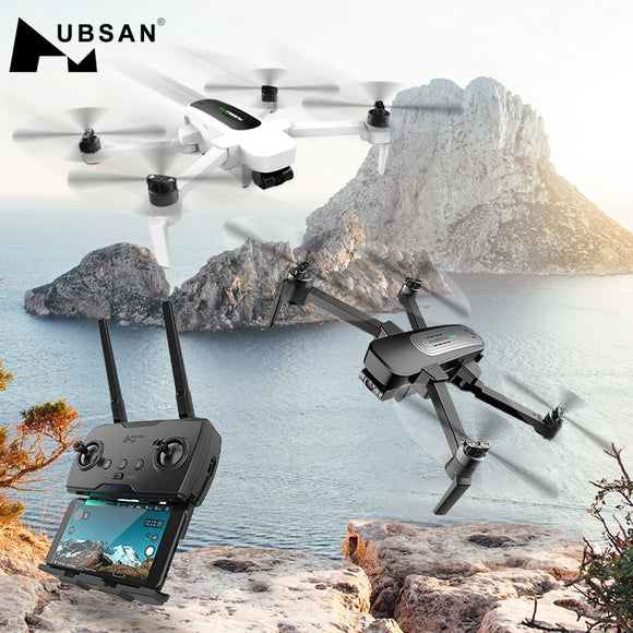 Hubsan H117S Zino GPS 5.8G 1KM Foldable Arm FPV with 4K UHD Camera 3-Axis Gimbal RC Drone Quadcopter RTF High Speed Racing FPV
