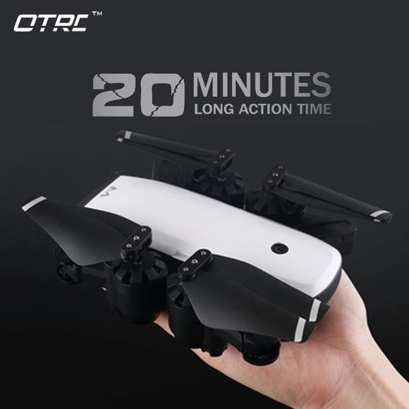 New Drone With wifi Camera 1080P or 720p HD 5MP Hover Helikopter pocket RC Drones S20  RC Quadcopter toys gift long actione time