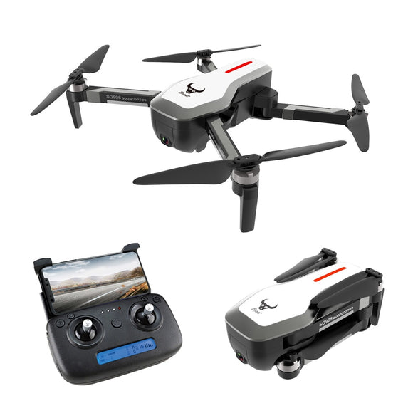 SG906 Mini drone GPS 5G WIFI FPV RC Drone 4K Brushless Selfie Drones with Camera HD Quadcopter Foldable Dron VS F11 CG033 H117S