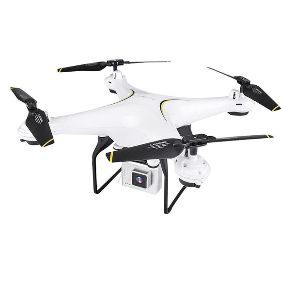 SG600 FPV RC Drone WiFi 4CH 6-Axis Gyro Quadcopter Altitude Hold Headless Mode A Key Return Helicopter