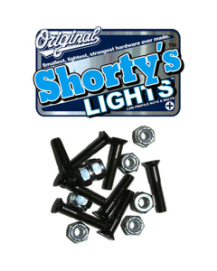 Shorty's- 7/8 Light Hardware