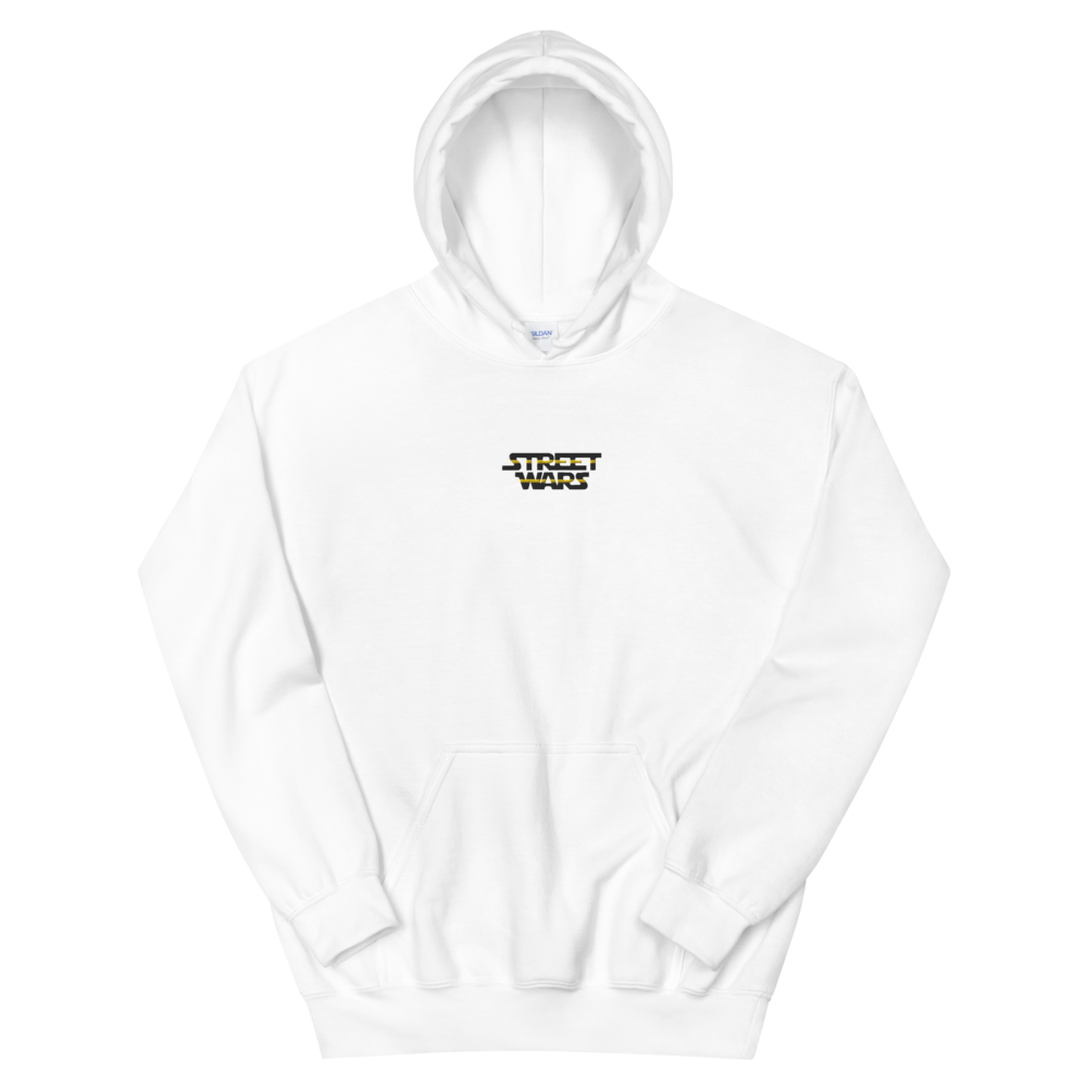 Street Wars Embroidered Hoodie *LIMITED*
