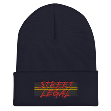 "Load image into Gallery viewer, ""Street Legal"" Cuffed Beanie"