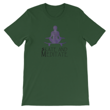 Load image into Gallery viewer, Skate and Meditate Tee
