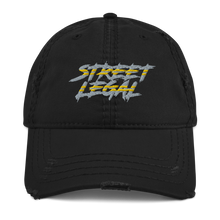 Load image into Gallery viewer, Inner Street Legal • Distressed Dad Hat
