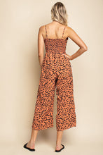 Load image into Gallery viewer, Animal Print Romper