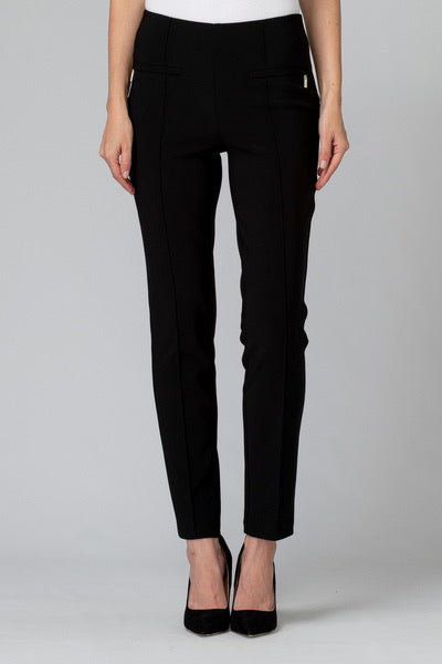 #1 Seller JOSEPH RIBKOFF 171094 Zipper Pant *2 Colors*
