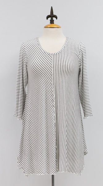 VINE STREET 858 Stripe Tunic *2 color options*
