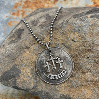 BLESSED CROSS Necklace