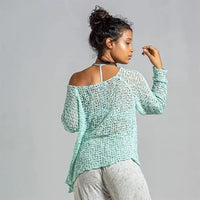 HANDS TO HEART 301659 Crochet Long Sleeve