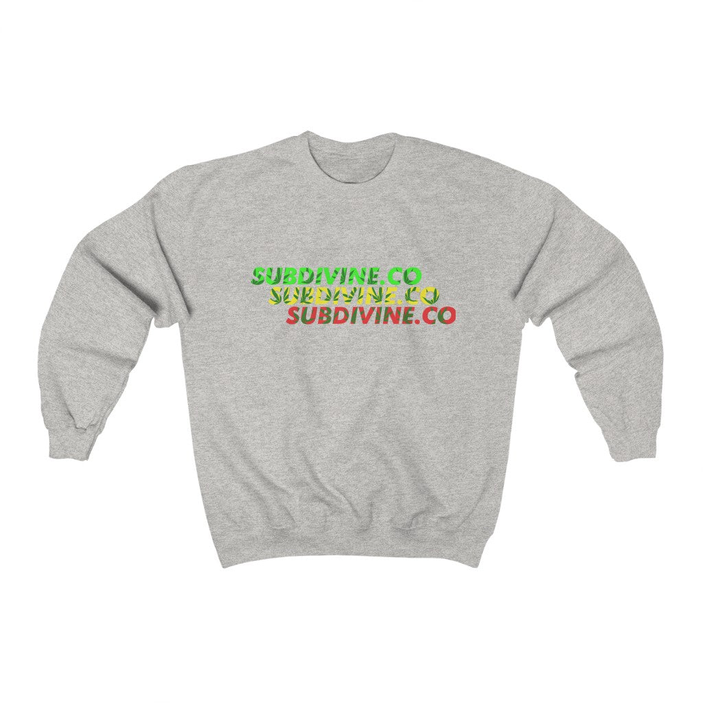 Devils lettuce CrewNeck Sweat Shirt - SubDivine.Co