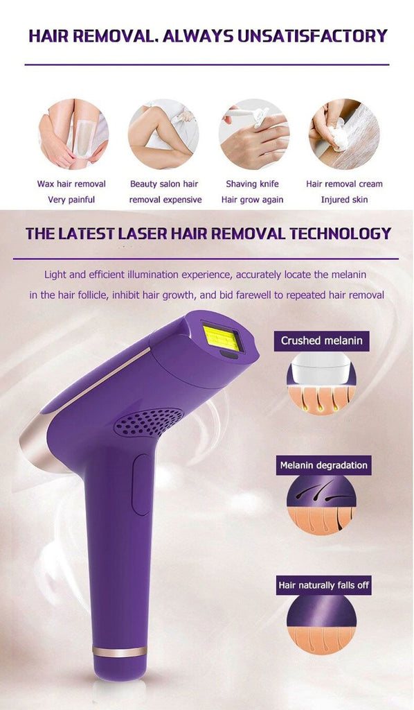 Lescolton 5in1 IPL Epilator Permanent Hair Removal 1300000 Flashes  - Fashion, Beauty, Home & Garden & More @Nesavastore