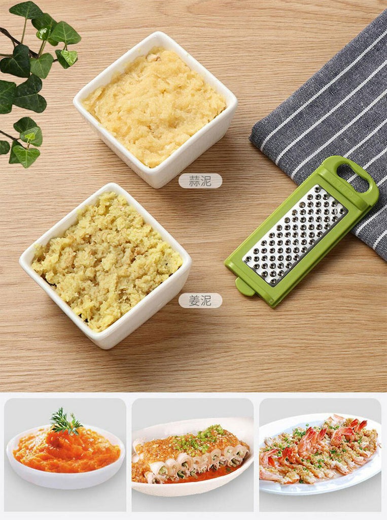 Manual Vegetable Slicer 8 One Stainless Steel Cutter - Fashion, Beauty, Home & Garden & More @Nesavastore