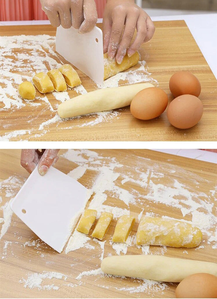 Plastic Dough Pizza Cutter Pastry Large Slicer Blade - Fashion, Beauty, Home & Garden & More @Nesavastore
