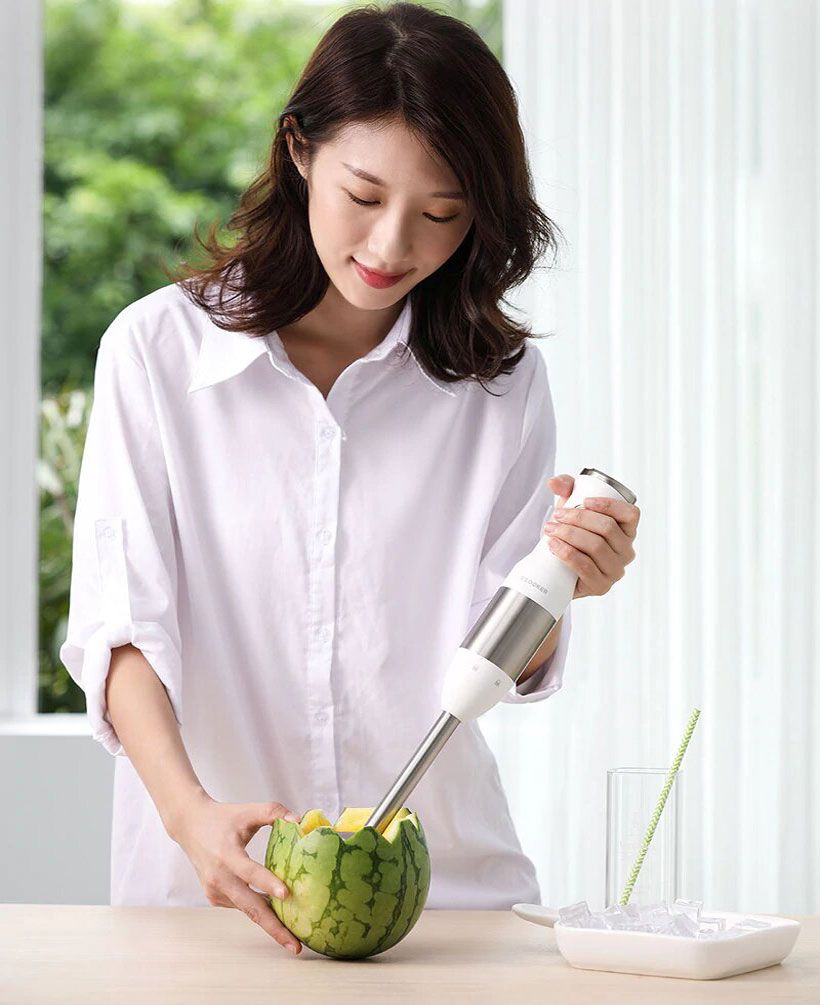 XIAOMI Electric Kitchen Portable Hand Blender - Fashion, Beauty, Home & Garden & More @Nesavastore