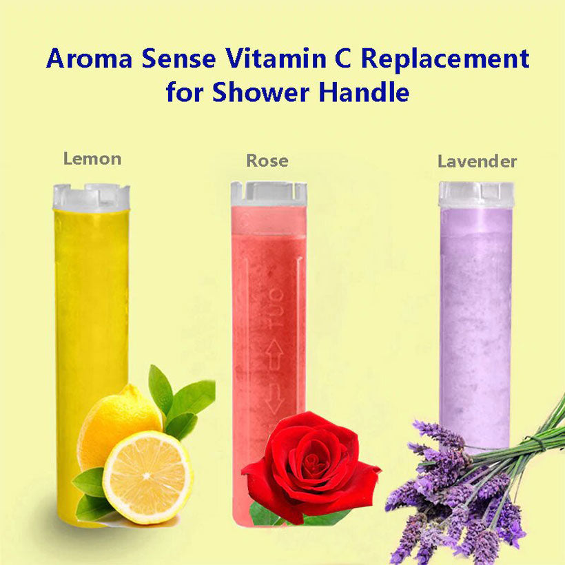 Water Saving High Pressure Bathroom Aroma Shower Head - Fashion, Beauty, Home & Garden & More @Nesavastore