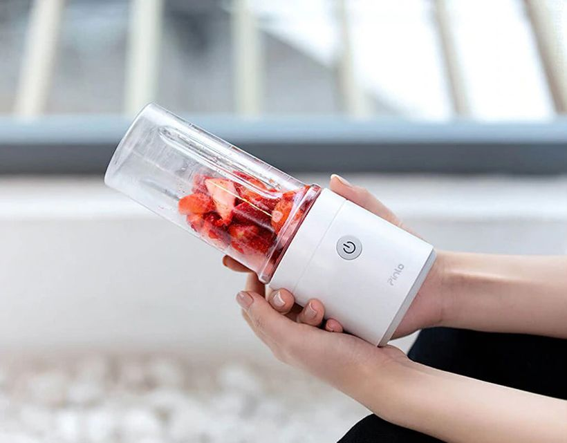 Portable Kitchen Electric Juicer Blender - Fashion, Beauty, Home & Garden & More @Nesavastore