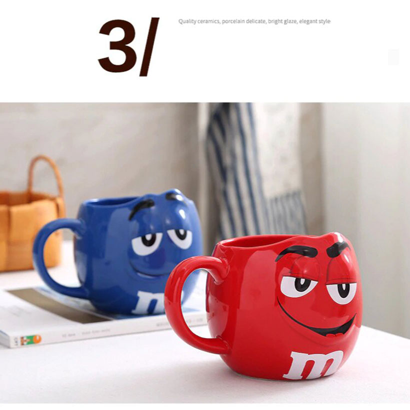 M&M'S Character Figural Mug - Fashion, Beauty, Home & Garden & More @Nesavastore