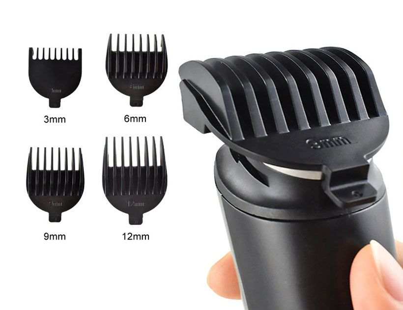 Professional 11in1 Electric Hair Trimmer Machine - Fashion, Beauty, Home & Garden & More @Nesavastore