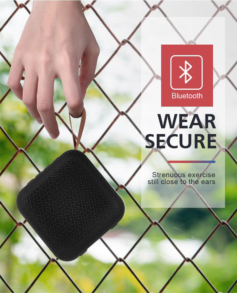 Portable Bluetooth Mini Wireless Loudspeaker - Shop Electronics, Fashion, Beauty, Home & Garden & More @Nesavastore