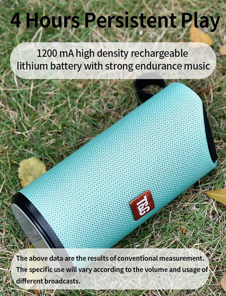 Portable Bluetooth Outdoor Loudspeaker - Shop Electronics, Fashion, Beauty, Home & Garden & More @Nesavastore