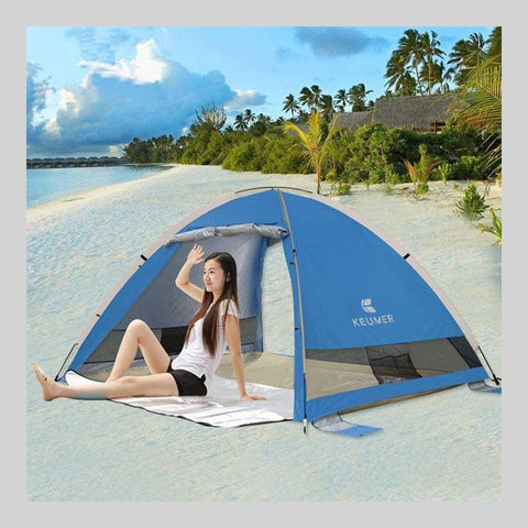 Portable Anti-UV Sun Shelter Automatic Instant Tent