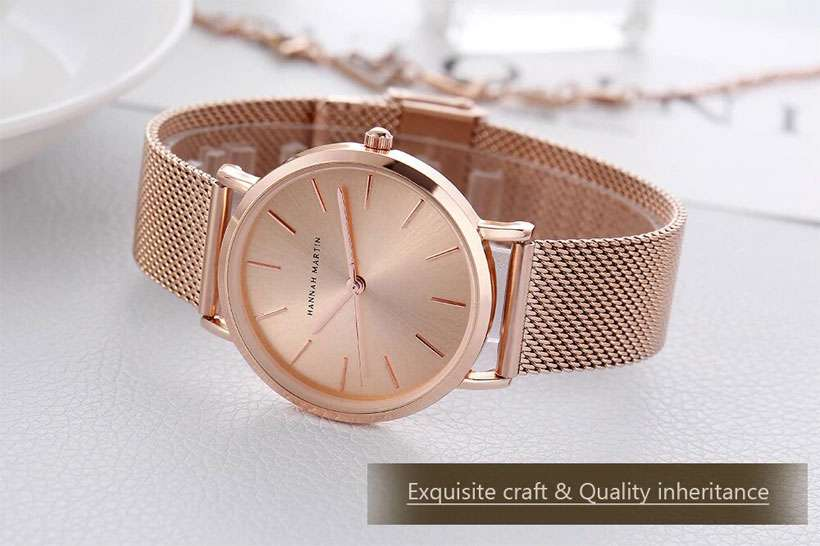 Women's Stainless Steel Band Waterproof Watches - Shop Electronics, Fashion, Beauty, Home & Garden & More @Nesavastore
