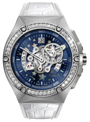 Franck Dubarry Crazy Wheel Ladies Watch