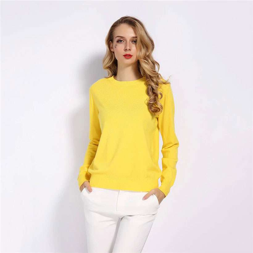 Women's Candy Knit Jumper 30% Wool Sweater - Shop Electronics, Fashion, Beauty, Home & Garden & More @Nesavastore