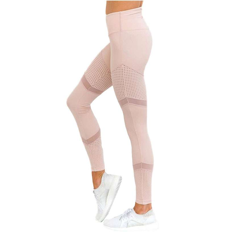 Women's Work Out Pink Leggings