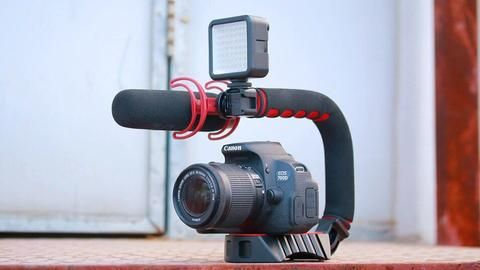 U-Grip Pro Triple Video Rig Kit