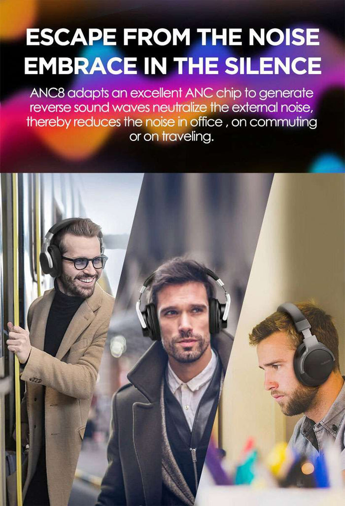 Wireless Noise Cancelling Headphones - Shop Electronics, Fashion, Beauty, Home & Garden & More @Nesavastore