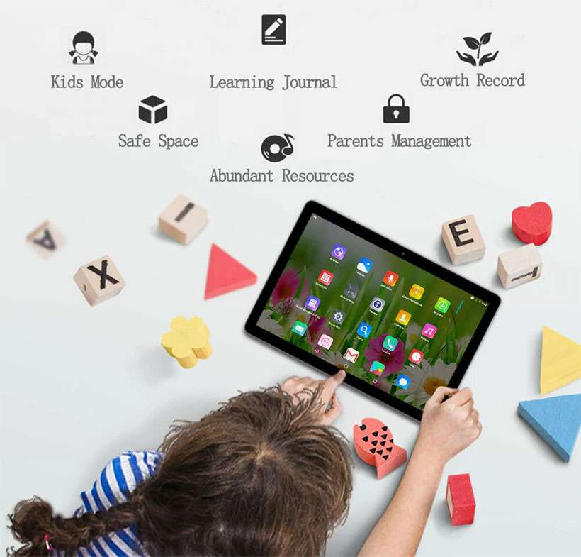 """Google Market 10"""" inch Android 7.0 WiFi Tablets - Shop Electronics, Fashion, Beauty, Home & Garden & More @Nesavastore"""