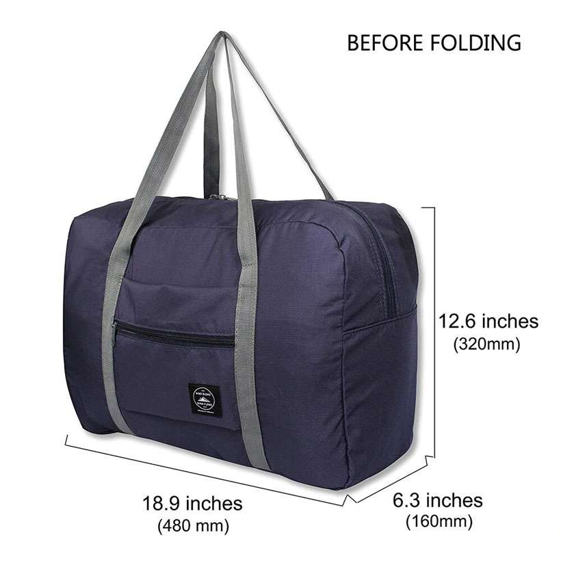 Waterproof Polyester Large Capacity Travel Bag - Shop Electronics, Fashion, Beauty, Home & Garden & More @Nesavastore